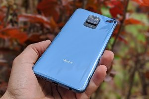 Redmi Note 9 Pro Aurora Blue